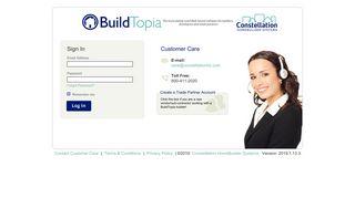 Buildtopia Login