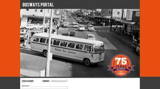 Busways Portal