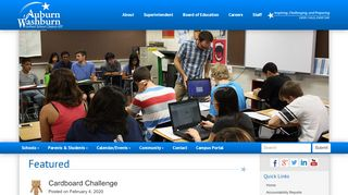 Campus Portal 437