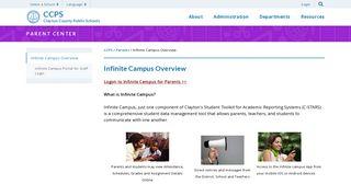 Campus Portal Clayton