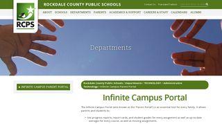 Campus Portal Rockdale