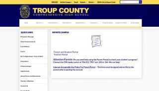 Campus Portal Troup County