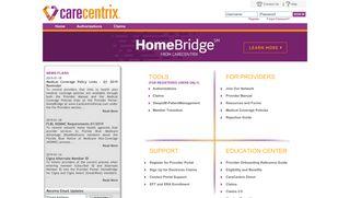 Carecentrix Provider Portal