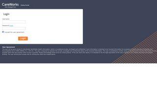 Careworks Provider Portal