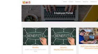 Carrols Employee Portal