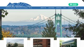 Cascade Physicians Patient Portal