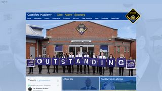 Castleford Academy Student Portal