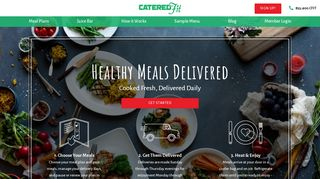 Catered Fit Member Portal