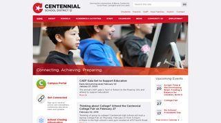 Centennial Parent Portal