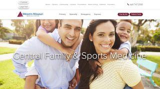 Central Family Medicine Patient Portal