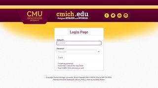 Central Michigan University Student Portal