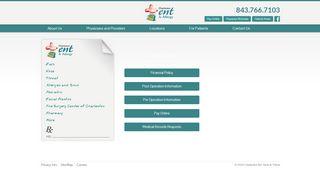 Charleston Ent Patient Portal