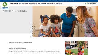 Chc1 Patient Portal