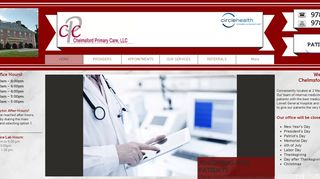 Chelmsford Primary Care Patient Portal