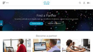 Cisco Partner Portal