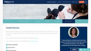 City University Of Seattle Student Portal