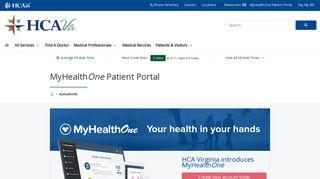 Cjw Patient Portal