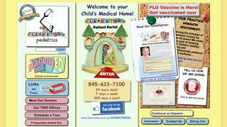 Clarkstown Pediatrics Patient Portal