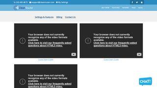 Clean Router Admin Portal