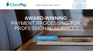 Client Payment Portal