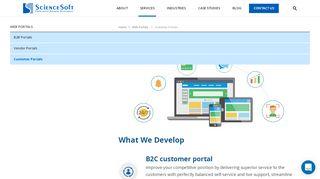 Client Portal Development
