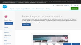 Cloud Customer Portal
