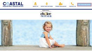 Coastal Pediatrics Patient Portal