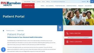 Community Medical Center Patient Portal
