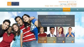 Computer Systems Institute Student Portal