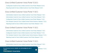 Configuration And Administration Guide For Cisco Unified Customer Voice Portal