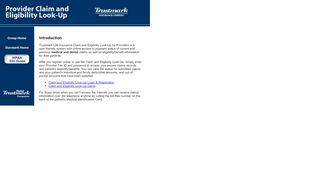 Constitution Life Insurance Provider Portal