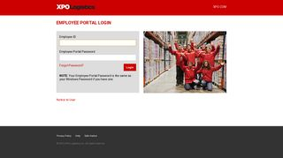 Conway Freight Employee Portal