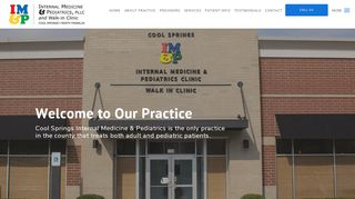 Cool Springs Internal Medicine Patient Portal