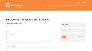 Copper Beech Mt Pleasant Resident Portal