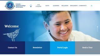 Crcnk Student Portal