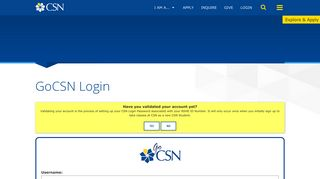 Csn Campus Portal