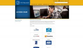 Csub Student Portal