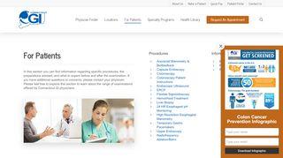 Ct Gi Patient Portal
