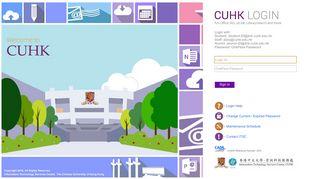 Cuhk Office 365 Portal