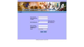 Cxc Student Portal