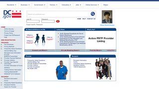 Dc Web Portal