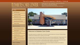 Diabetes Care Center Patient Portal