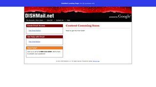 Dishmail Net Portal