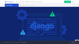 Django Customer Portal