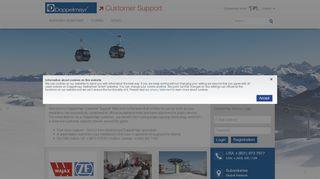 Doppelmayr Service Portal