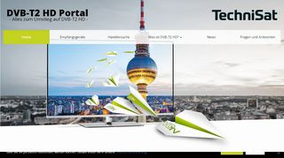 Dvb T2 Portal