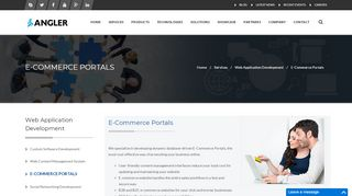 E Commerce Web Portal