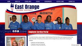 East Orange Employee Portal