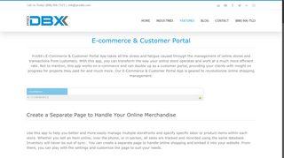 Ecommerce Customer Portal