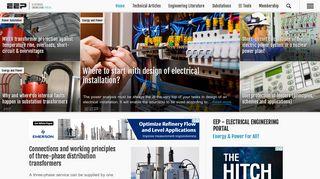 Electronic Engineering Portal
